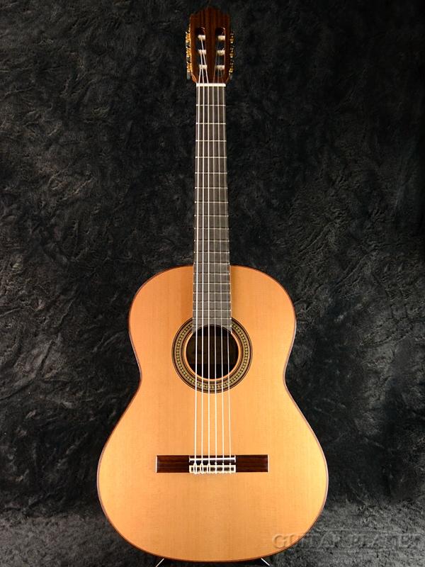 Paco Castillo 240 Cedar 新品[パコ・カスティージョ][Natural,ナチュラル][Classical Guitar,クラシックギター]