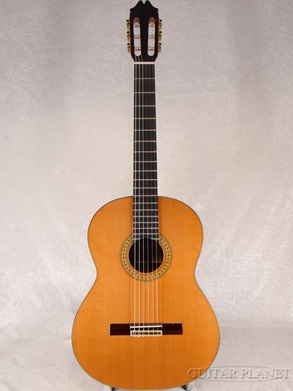 Juan Hernandez Profesor Cedar 杉/ローズウッド 新品[ホアンエルナンデス][スペイン製][Classical Guitar,クラシックギター,Flamenco,フラメンコ]