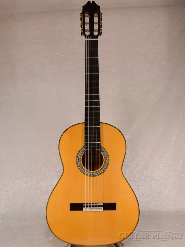 Juan Hernandez Profesor Flamenca 松/シープレス 新品[ホアンエルナンデス][スペイン製][Classical Guitar,クラシックギター,Flamenco,フラメンコ]