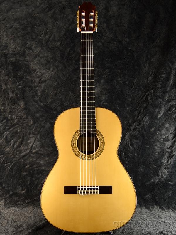 Juan Hernandez Profesor Spruce 630mm 松/ローズウッド 新品[ホアンエルナンデス][スペイン製][Classical Guitar,クラシックギター,Flamenco,フラメンコ]