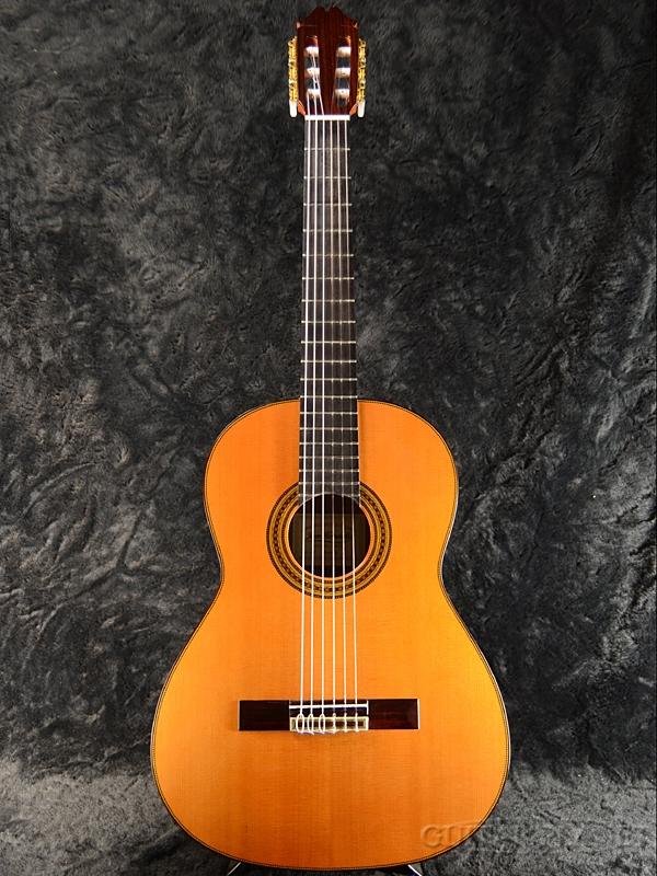 Juan Hernandez SONATA C 640mm 杉/マンゴイ 新品[ホアンエルナンデス][スペイン製][Classical Guitar,クラシックギター,Flamenco,フラメンコ]