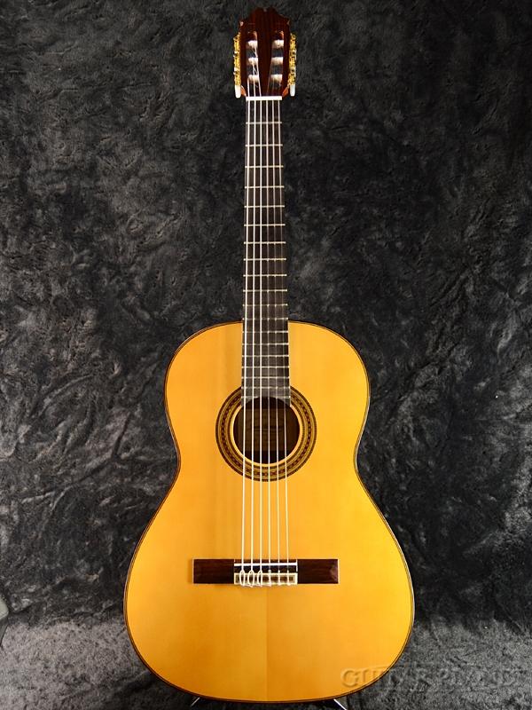 Juan Hernandez SONATA S 630mm 松/マンゴイ 新品[ホアンエルナンデス][スペイン製][Classical Guitar,クラシックギター,Flamenco,フラメンコ]