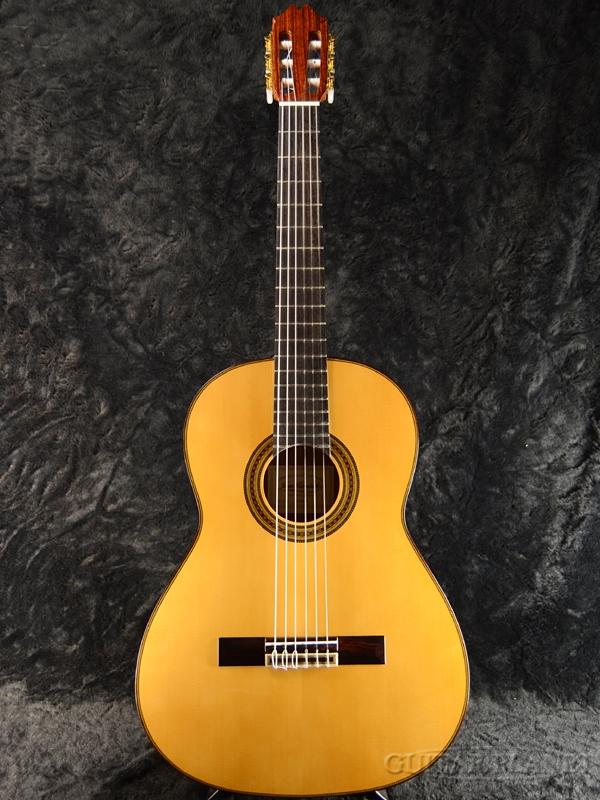 Juan Hernandez SONATA S 640mm 松/マンゴイ 新品[ホアンエルナンデス][スペイン製][Classical Guitar,クラシックギター,Flamenco,フラメンコ]