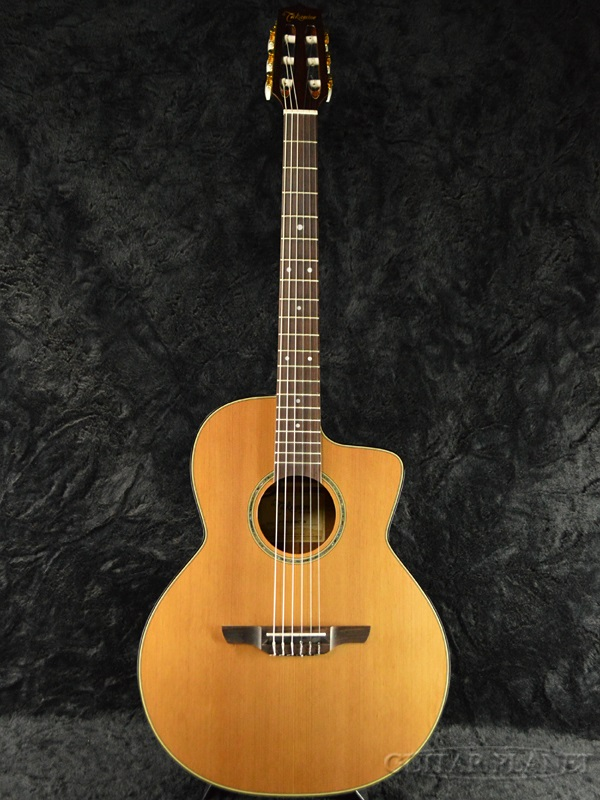 Takamine PTU620NC 新品 ナチュラル[タカミネ][国産][Natural][Classical Guitar,クラシックギター,エレガット][PTU-620NC]
