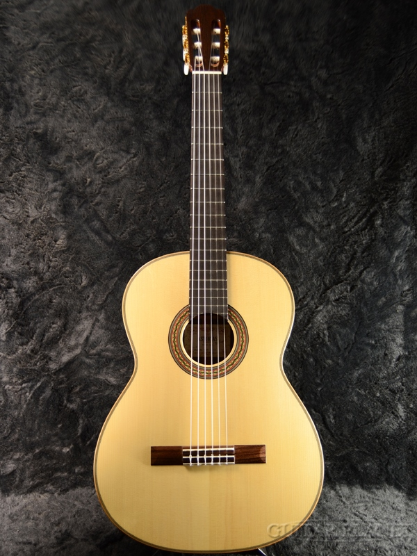 Tsuji Wataru S-1S 松/ローズウッド 新品[辻渡][国産,日本製][Classical Guitar,クラシックギター,ガットギター]