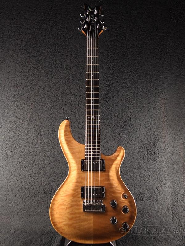 【中古】Dean Hardtail Pro Trem -Natural- 2008年製[ディーン][国産][ナチュラル][Electric Guitar,エレキギター]【used_エレキギター】
