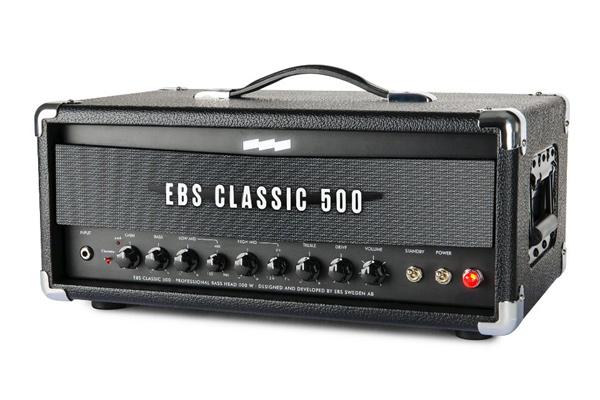 スーパーセール期間限定 【500W 新品】EBS Classic Classic 500 新品【500W】EBS ベースアンプヘッド[クラシック][Bass Head Amplifier], w.p.c/KiU OFFICIAL SHOP:caf1586a --- download-songs.org