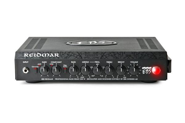 【250W】EBS Reidmar 250 新品 ベースアンプヘッド[Bass Head Amplifier]