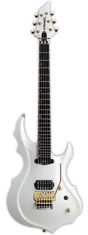 最高品質の Edwards E-FR-140GT/BA 新品 パールホワイトゴールド[エドワーズ][ESPブランド][Forest,フォレスト][Pearl Whit Gold,白][Electric Guitar,エレキギター], サンテクダイレクト bef19c71