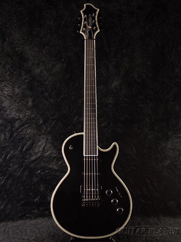 Edwards E Cl S Viii Brand New With Luna Sea Sugizo Model And Domestic Esp Lunacy Black Les Paul Electric