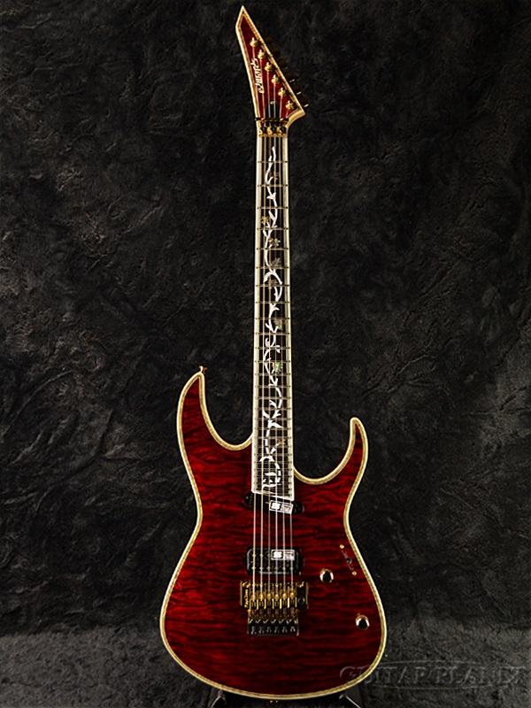 爱德华兹 E CY 165CTM 全新黑樱桃 [爱德华兹] 和 [ESP 品牌] [黑樱桃,红色,红色,红色] [电吉他、 电吉他]