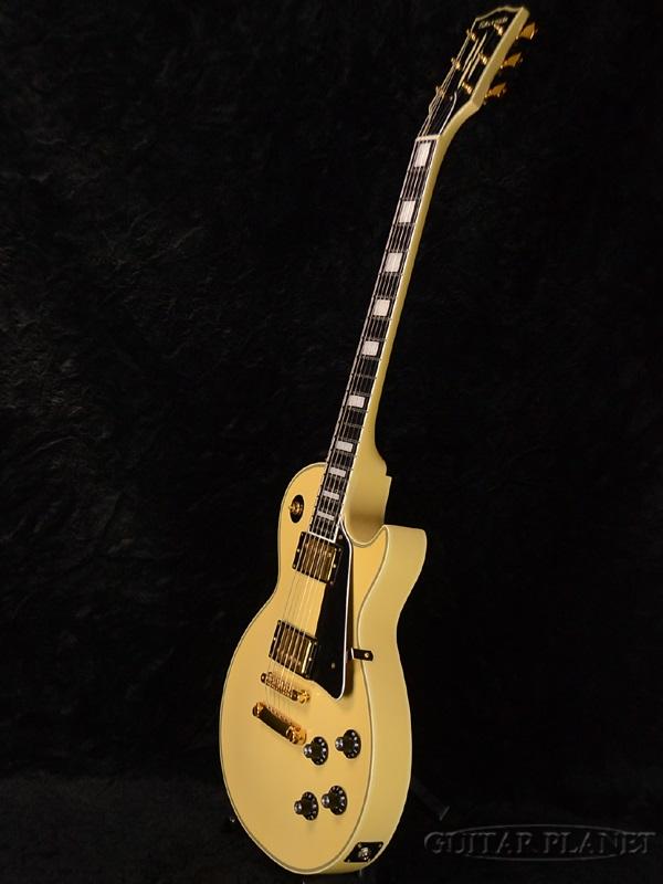 爱德华兹 E LP 113LTC 新复古白色 [爱德华兹] 和 [首页] [ESP 品牌] [Les Paul 自定义,自定义类型: Les Paul] [复古白色,白色] [西摩邓肯,邓肯拾音器] [电吉他、 电吉他]