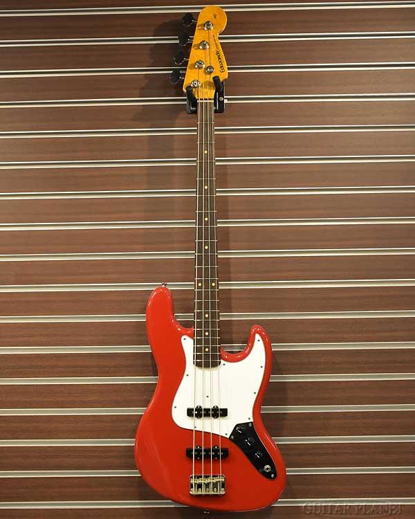 【中古】Edwards E-JB ‐TrinoRed‐2008年製 [エドワーズ][ESPブランド][レッド,赤][Jazz Bass,JB,ジャズベースタイプ][Electric Bass,エレキベース][EJB]【used_ベース】