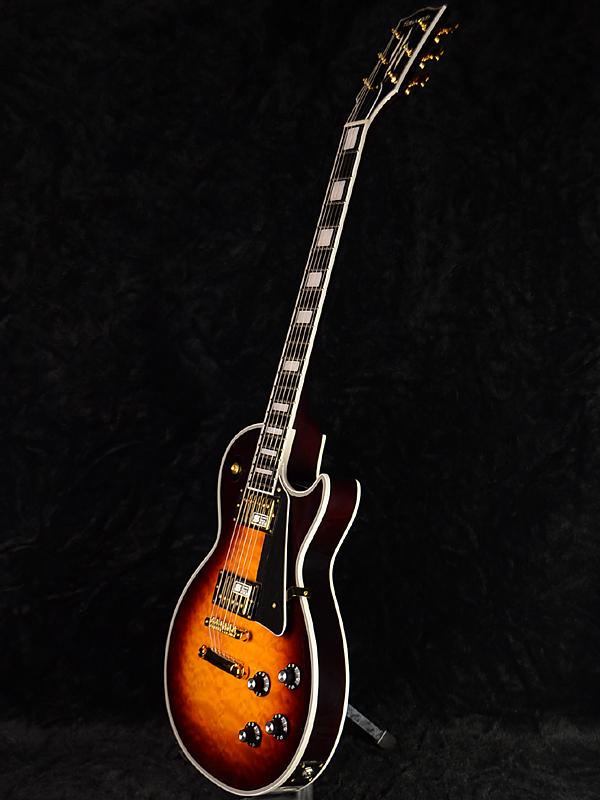 Edwards E-LP-120CD/QM brand new tobacco Sun burst [Edwards], [home], ESP brand Les Paul, Les Paul [Quilted Maple, quilted Maple, Tobacco Sunburst Seymour Duncan, Duncan pickups Electric Guitar, electric guitar