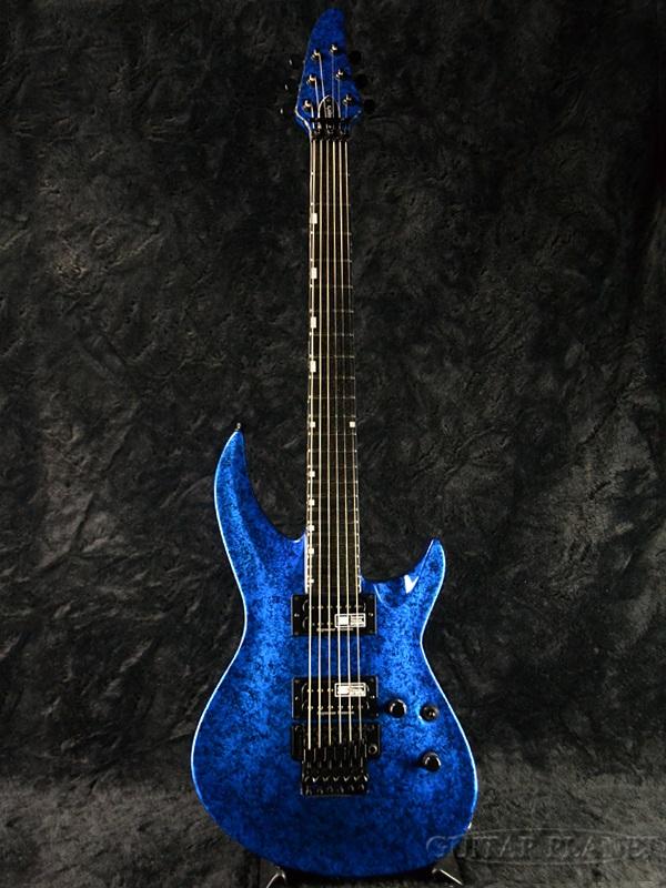 爱德华兹 E HR 135III 品牌新星球蓝 [爱德华兹] 和 [ESP 品牌] [地平线,地平线] [蓝色的蓝色的] [电吉他、 电吉他