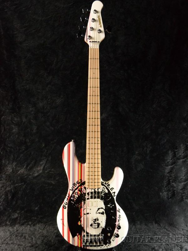 Edwards E-T-195BD GV 新品 tetsuyaモデル[エドワーズ][国産][ESPブランド][Bardic GOOD VIBES][L'Arc~en~Ciel,ラルクアンシエル,テツヤ][5弦][Electric Bass,エレキベース]
