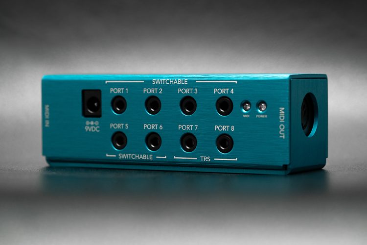 Morningstar MIDI BOX 品質検査済 新品 Effector MIDIインターフェース エフェクター モーニングスター 上等