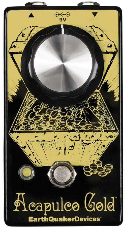 Earthquaker Devices Acapulco Gold 新品 パワーアンプディストーション [アースクエイカーデバイセス][アカプルコゴールド][Distortion][Effector,エフェクター]