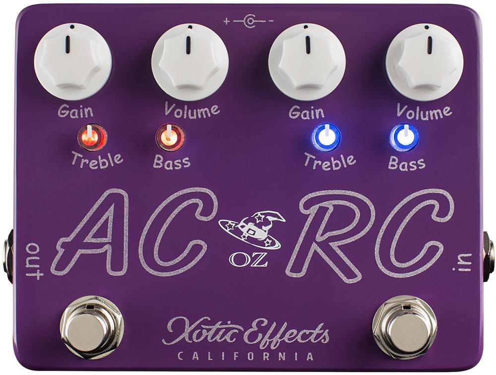 Xotic AC/RC-OZ 新品 ブースター [エキゾチック][Booster][エフェクター,Effector]