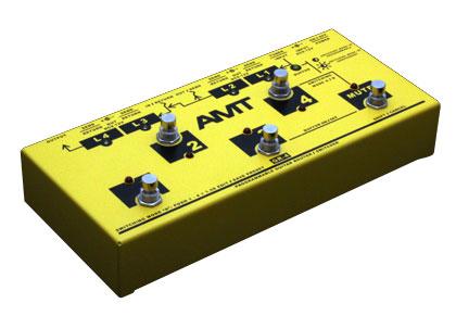 AMT GR-4 新品 スイッチャー [GR4][Loop Switcher][エフェクター,Effector]