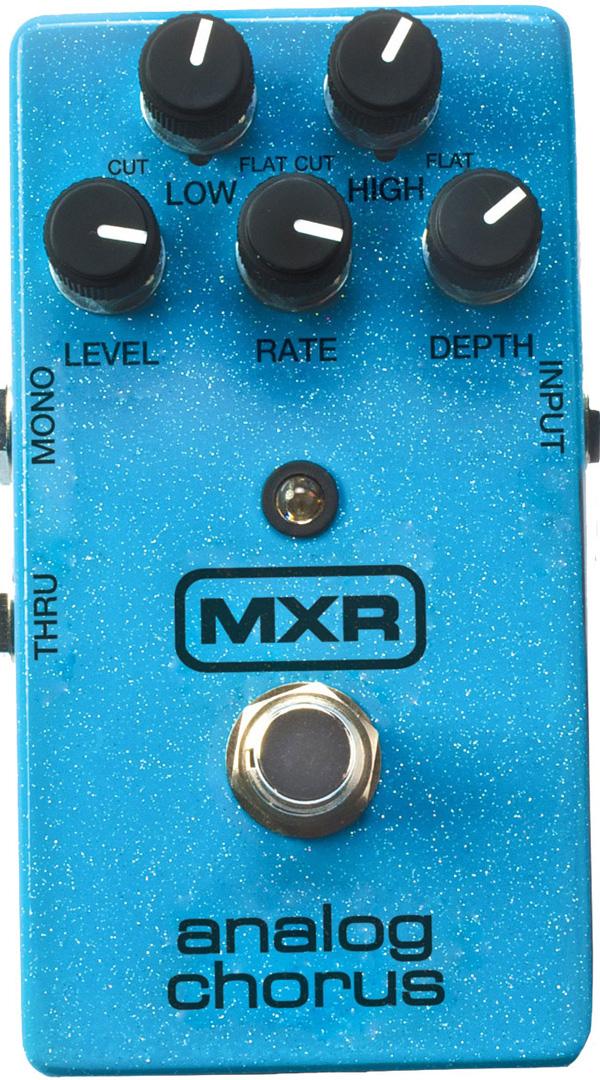 MXR Chorus Analog Chorus MXR M-234 新品 アナログコーラス[エフェクター,Effector][M234] Analog_mdl, 文具のある暮らし:372412ee --- thomas-cortesi.com