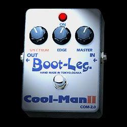 Boot-Leg Cool-Man COM-2.0 new filter [bootleg], [man], and [COM2.0] Effector, effector