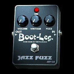 Boot-Leg JAZZ FUZZ JZF-1.0 新品 ファズ[ブートレッグ][ジャズファズ][jzf1.0][Effector,エフェクター]