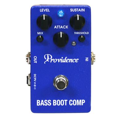 Providence BASS BOOT COMP BTC-1 新品 ベースコンプレッサー[プロビデンス][ブートコンプ][Compressor][Effector,エフェクター]