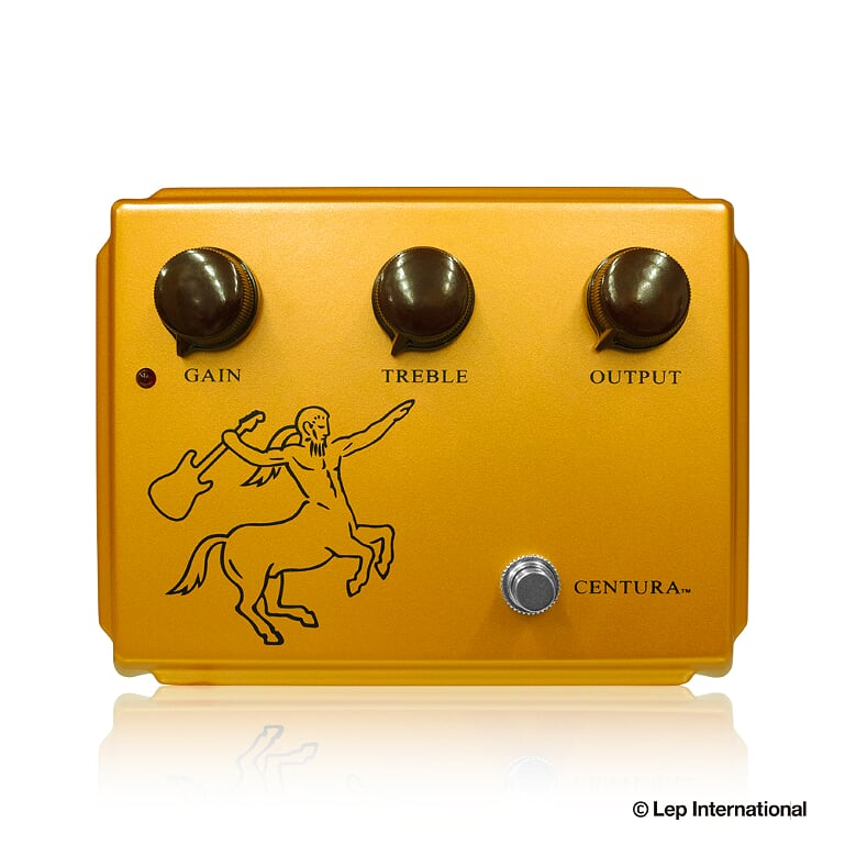 The new article [Seria tone] with the Ceriatone Centura Matte Gold picture  [sen chula] [centaur, Centaurus type] [gold, money] [OverDrive] [Effector,
