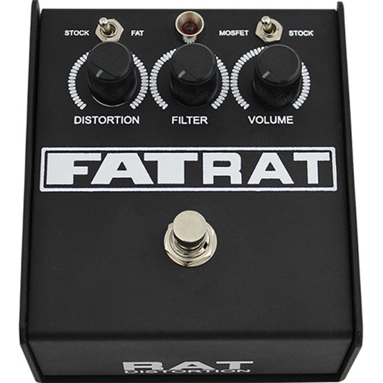 Proco FAT RAT 新品 ディストーション[プロコ][ファットラット][Distortion][Effector,エフェクター]
