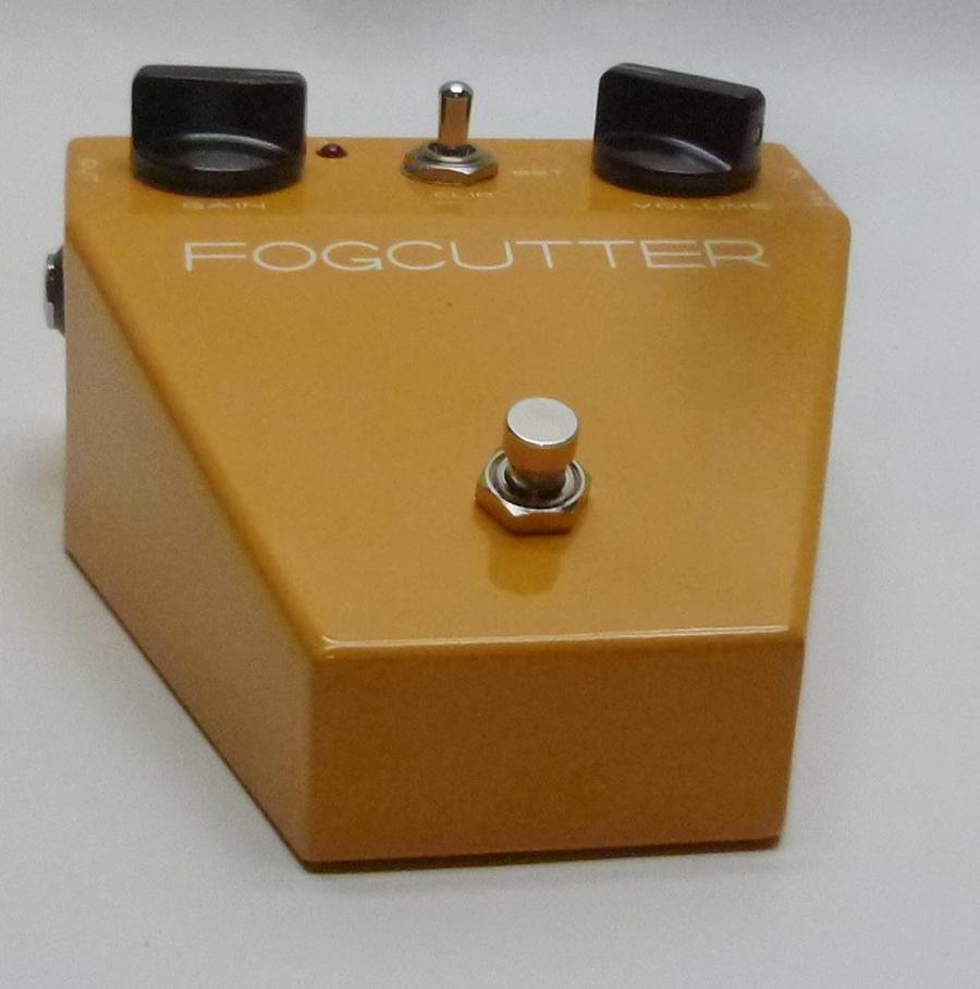 Satellite Amplifiers Fogcutter 新品 クリーンブースト/クランチドライブ[サテライトアンプリファイアーズ][フォグカッター][Clean Booster,Crunch Drive][Effector,エフェクター]