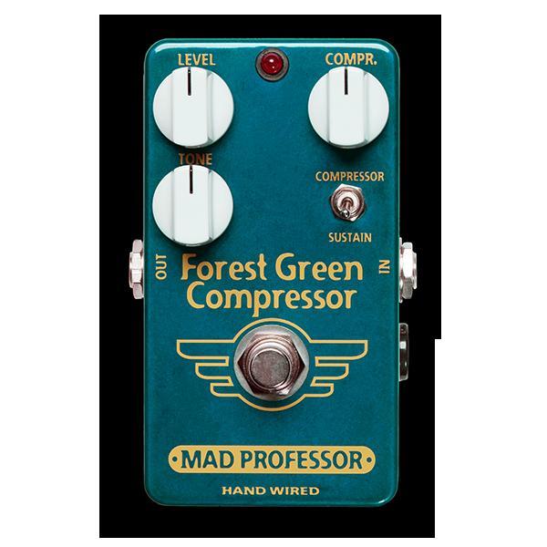 特価商品  MAD Compressor PROFESSOR 新品 Forest Green Compressor HW 新品 コンプレッサー Green [マッドプロフェッサー][ハンドワイヤード][フォレストグリーン][Compressor][Effector,エフェクター], FG-Style:0d1939c5 --- bibliahebraica.com.br