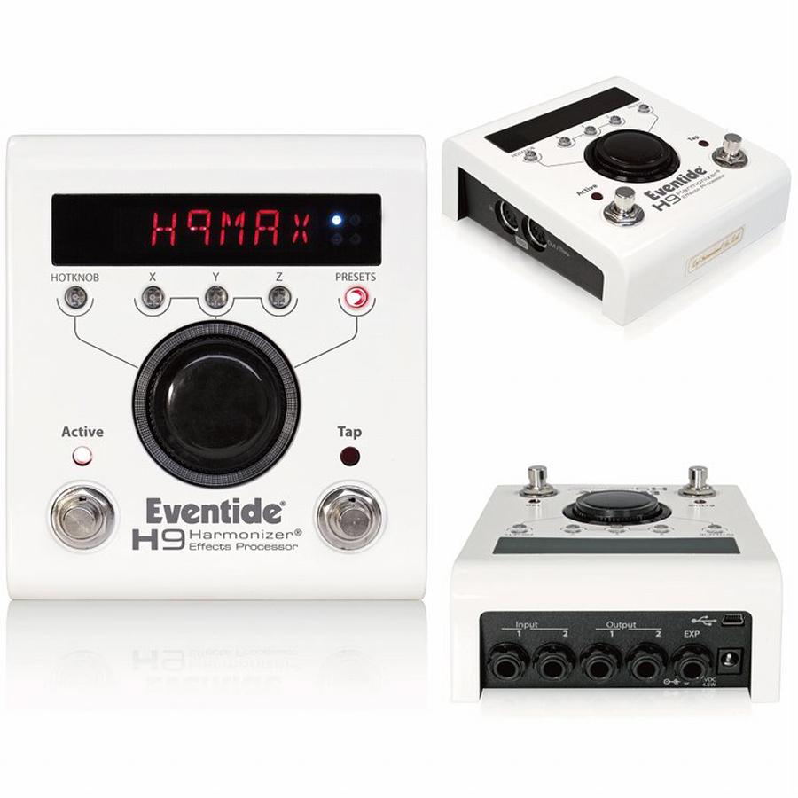Eventide Fairfield Circuitry / H9 新品 マルチエフェクター [イーブンタイド][Delay,Tremolo,Chorus,Echo][Effector,エフェクター]