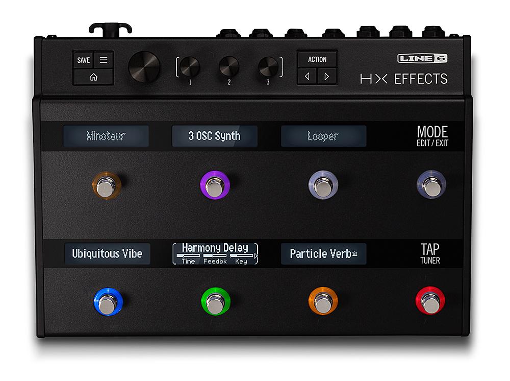 Line6 Helix HX Effects 新品[ライン6][ヒーリックス,ヘリックス][エフェクツ][Effector,エフェクター]