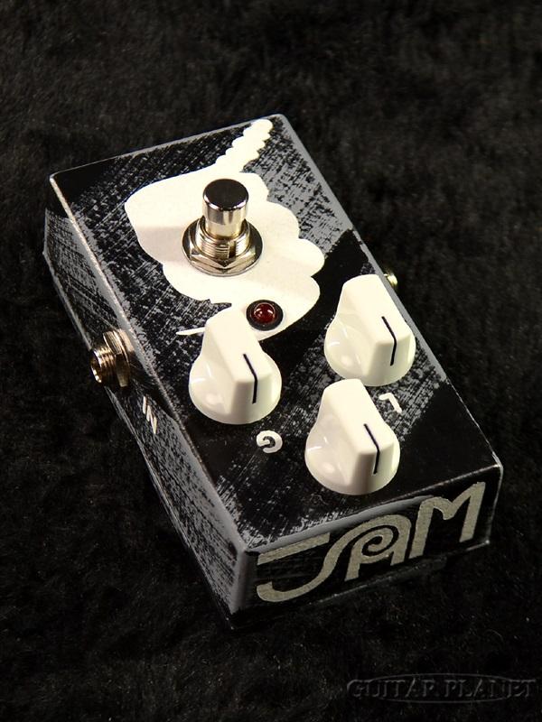 JAM Pedals Rattler bass brand new bass guitar distortion [James pedal] a little base, [distortion] effector, Effector