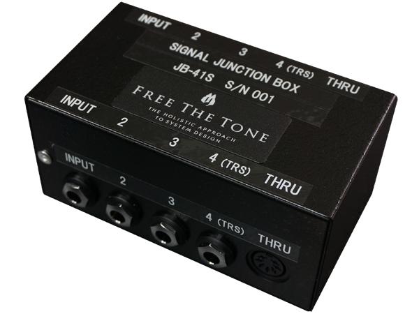FREE THE TONE JB-41S 新品 [フリーザトーン][Junction Box,ジャンクションボックス][Effector,エフェクター]