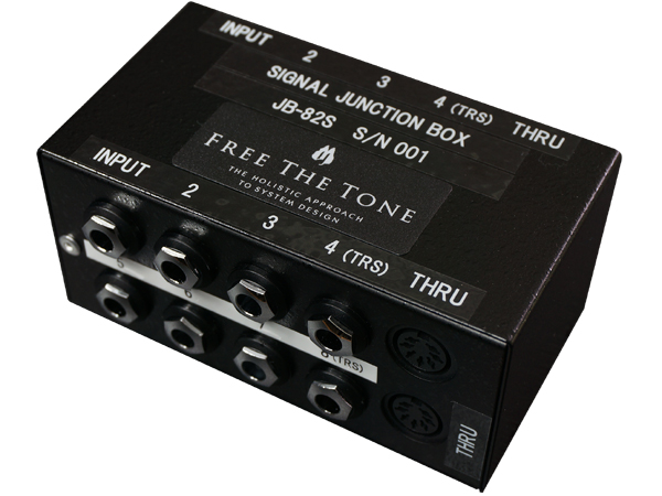 FREE THE TONE JB-82S新货[冷冻器调子][Junction Box,枢纽立交箱][Effector,效应器]