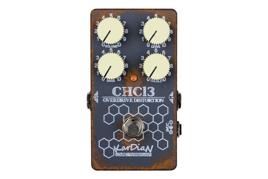 <title>KarDiaN CHCl3 公式ストア クロロホルム 新品 オーバードライブ カージアン Overdrive Effector エフェクター</title>