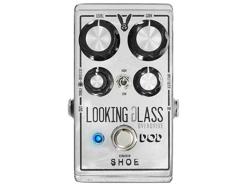 DOD Looking Glass Overdrive 新品[ルッキンググラス][オーバードライブ][Effector,エフェクター]