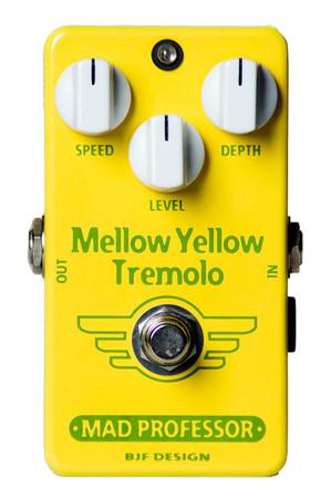 MAD PROFESSOR Mellow Yellow Tremolo 新品 トレモロ [マッドプロフェッサー][メロウイェロー][Tremolo][Effector,エフェクター]