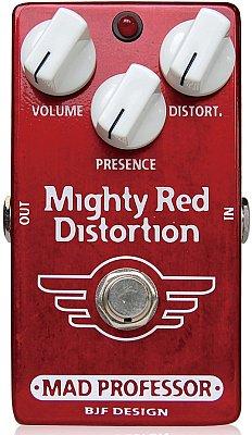 MAD PROFESSOR New Mighty Red Distortion 新品 ディストーション [マッドプロフェッサー][ニュー][マイティーレッド][Distortion][Effector,エフェクター]
