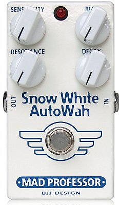 【期間限定送料無料】 MAD PROFESSOR New MAD Snow White Auto New Wah PROFESSOR 新品 オートワウ [マッドプロフェッサー][ニュー][スノーホワイト][Auto Wah][Effector,エフェクター], 鷲宮町:60448122 --- canoncity.azurewebsites.net