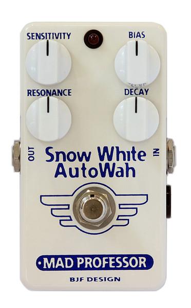 MAD PROFESSOR Snow White Auto Wah 新品 オートワウ [マッドプロフェッサー][スノーホワイト][Auto Wah][Effector,エフェクター]