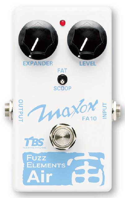 Maxon Fuzz Elements Air