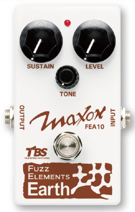 Maxon Fuzz Elements Earth