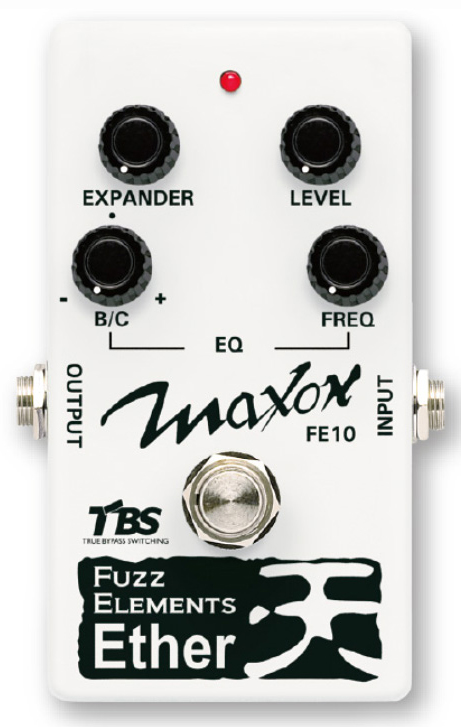 Maxon Fuzz Elements Ether