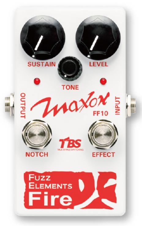 Maxon Fuzz Elements Fire