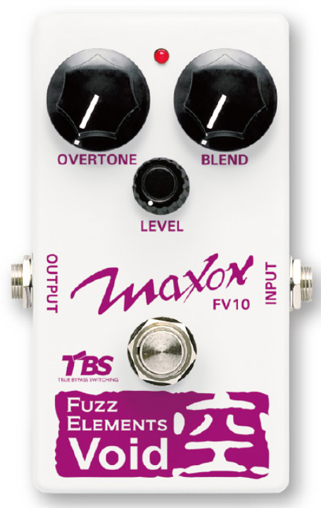 Maxon Fuzz Elements Void
