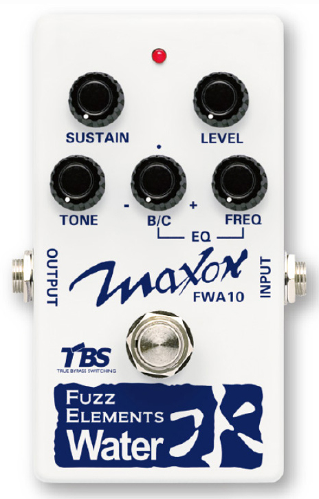 Maxon Fuzz Elements Water