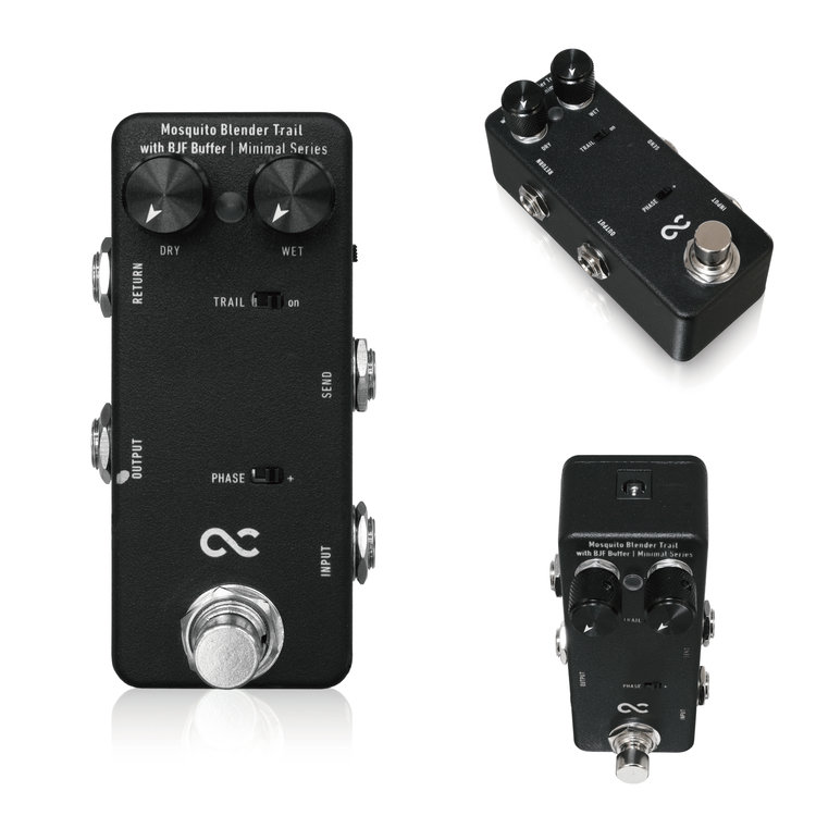 One Control Minimal Series Mosquito Blender Trail with BJF Buffer 新品 ブレンダー/バッファー [ワンコントロール][スキートブレンダートレイル][Effector,エフェクター]